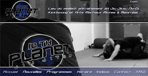 10th Planet Jiu Jitsu Montréal